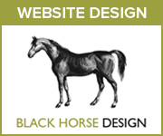 Black Horse Design Website Design (Merseyside Horse)