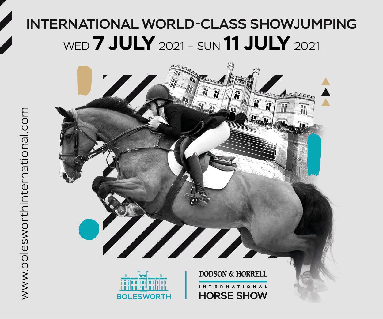 Bolesworth 2021 (Merseyside Horse)