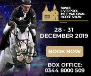 Liverpool International Horse Show 2019 (Merseyside Horse)